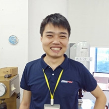 GAO KAI (QUALITY MANAGER)