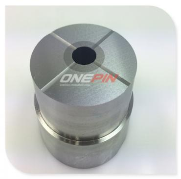 CARBIDE  BUSHES WITH STEEL